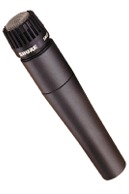 [Shure SM57 - A Good Dynamic Cajon Microphone]