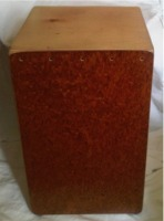 [DG Cajon Exotic Birdseye Finish]