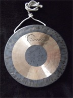 [Dream 10-inch Chau Traditional Chinese Gong (Tam Tam)]
