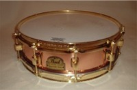 [Pearl Marvin 'Smitty' Smith snare drum]