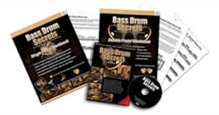 [The best drumming & percussion lessons - DVDs, CDs & online]